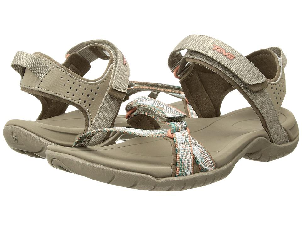 Teva - Verra (Suri Taupe Multi) Women's Sandals