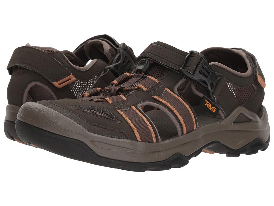 Teva - Omnium 2 (Black Olive) Mens Shoes