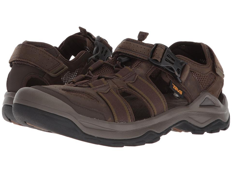 Teva - Omnium 2 Leather (Turkish Coffee) Mens Shoes