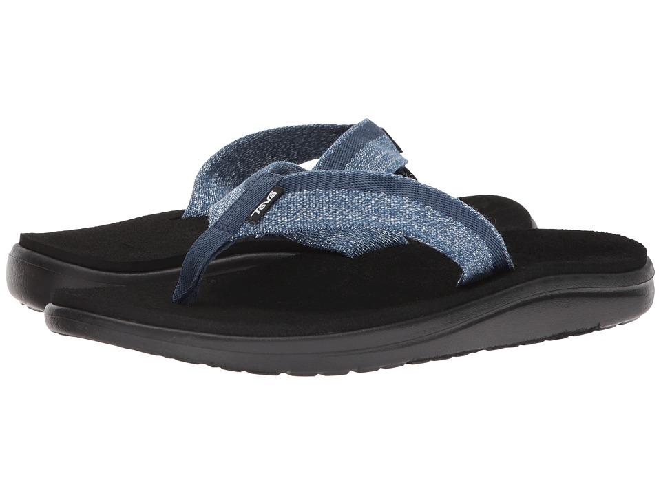 Teva - Voya Flip (Zook Navy) Men's Sandals