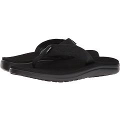 Teva Voya Flip Mens Footwear Sandals Brick Black All Sizes