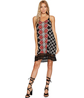 Angie - STRP Dress with Crochet