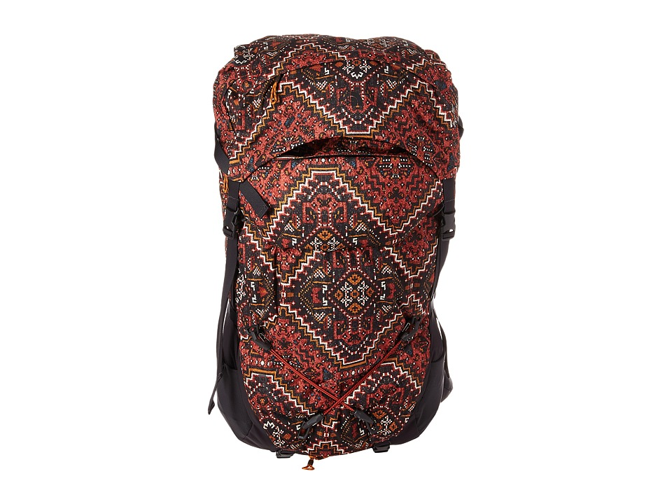 North Face Drift 55 Backpack (Tandori Spice Red Reno Casi...