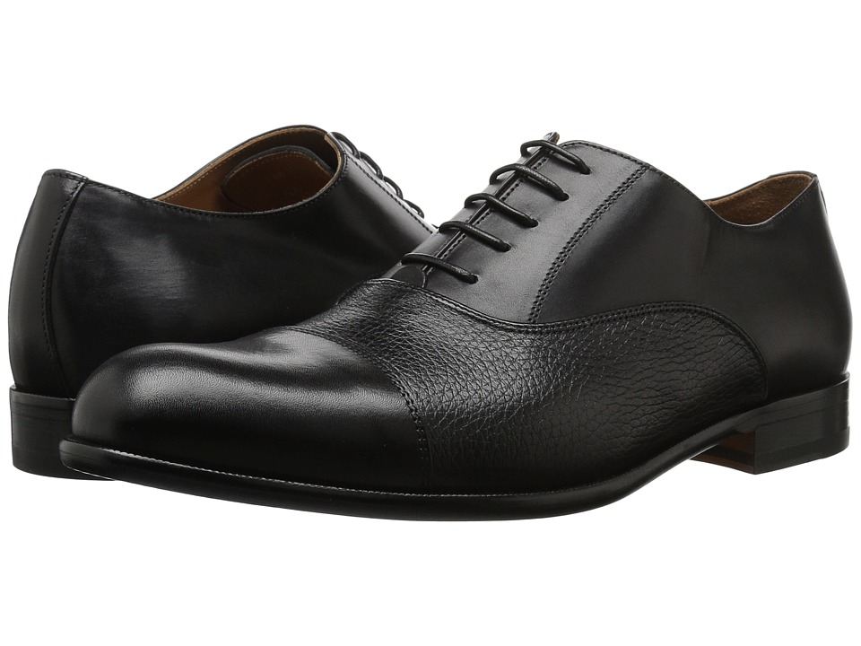 Bruno Magli - Gino (Black Leather) Mens Shoes