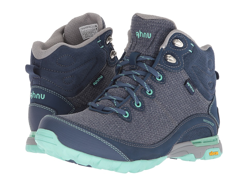Teva Sugarpine II WP Boot (Insignia Blue) Women's Shoes