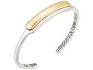 The Sak Small Metal Inlay Cuff Bracelet