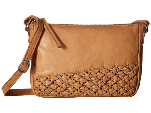 Day & Mood Angel Crossbody - Camel