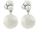 The Sak Layer Double Drop Clip Earrings
