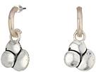 The Sak Layered Hoop Drop Earrings