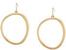The Sak Large Hoop Drop Earrings