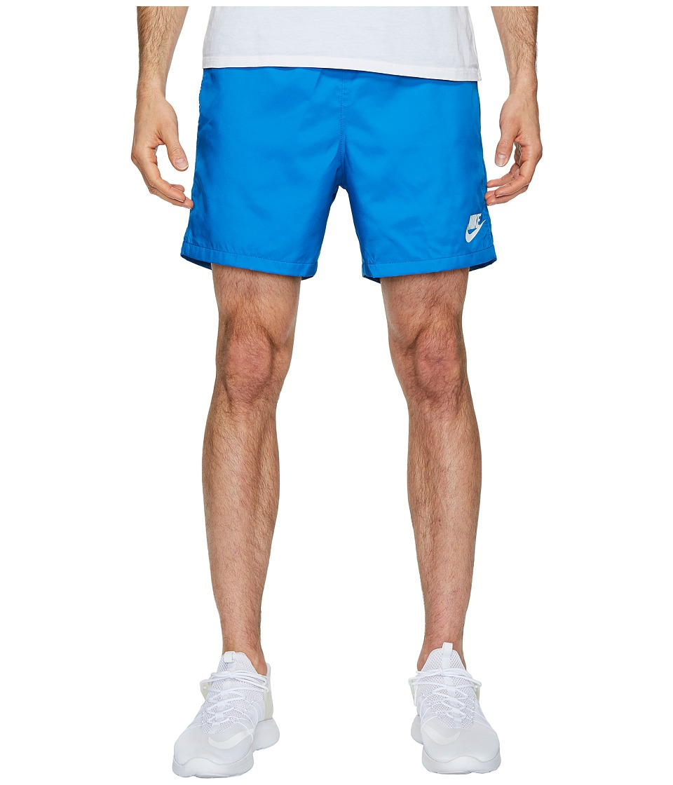 Nike Woven Flow Short (Blue Nebula/White/White) Men