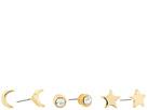 The Sak Sakroots by the Sak Moon Stars Earrings Gift Box Set