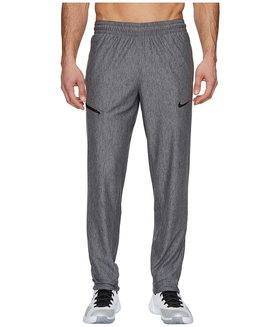 Nike Transition Basketball Pant (Gray/Black) Men's Casual...