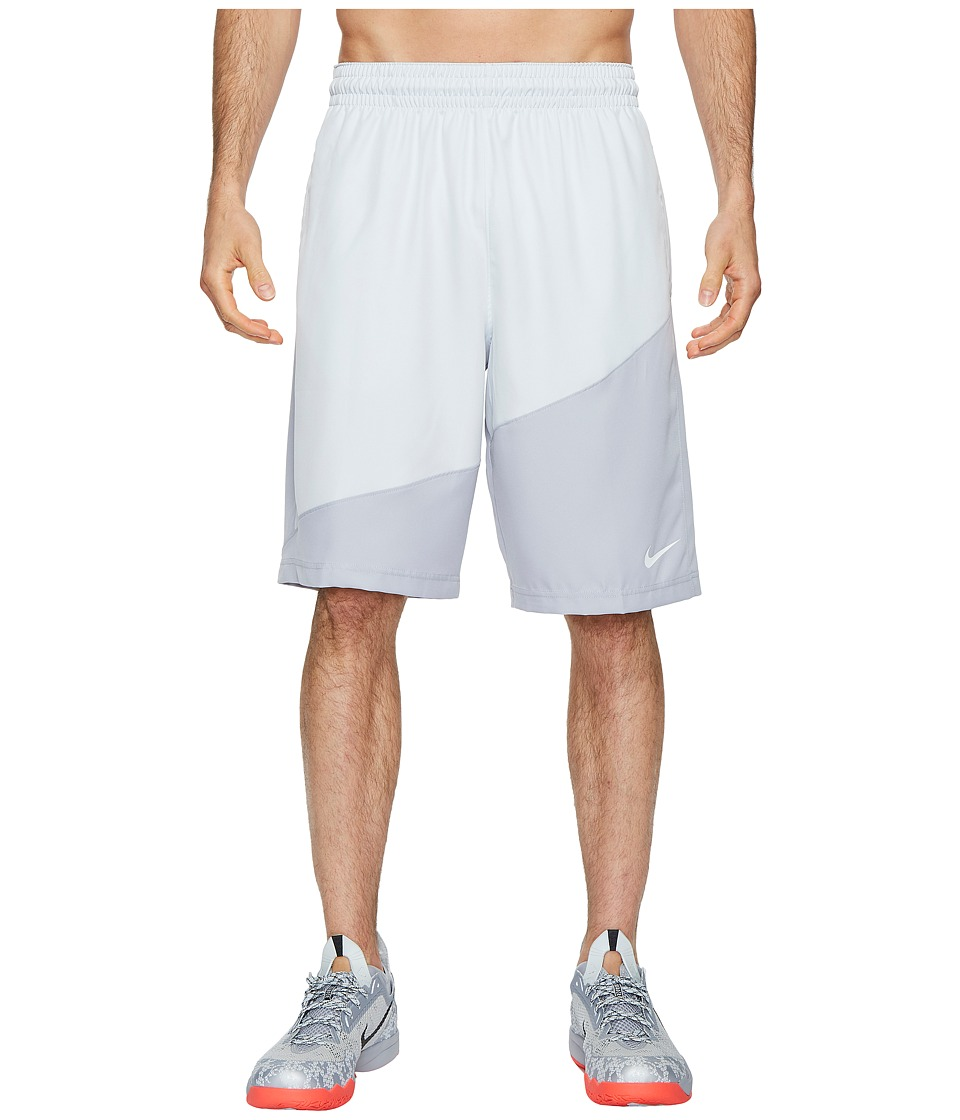 Nike Dry Basketball Short (Pure Platinum/Wolf Grey/White) Men