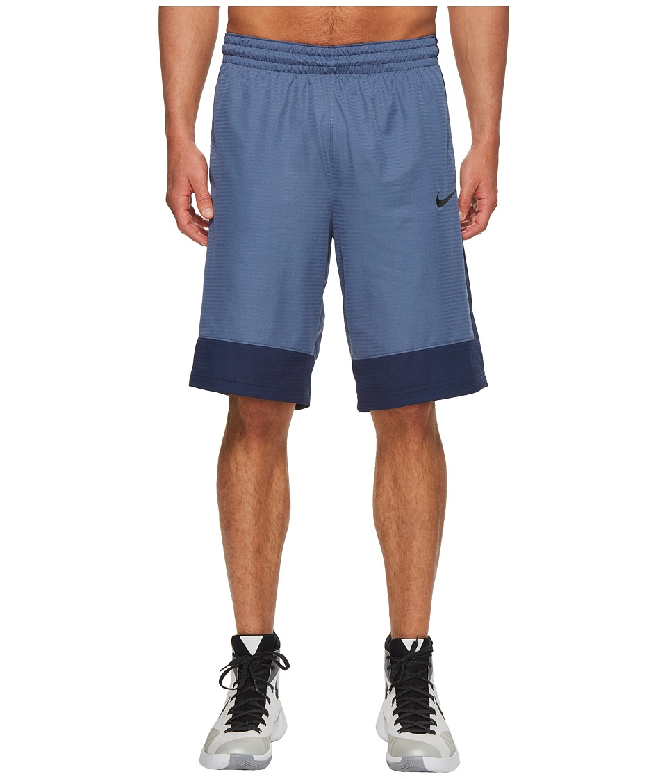 Nike Fastbreak Basketball Short (Diffused Blue/Midnight Navy/Black) Men