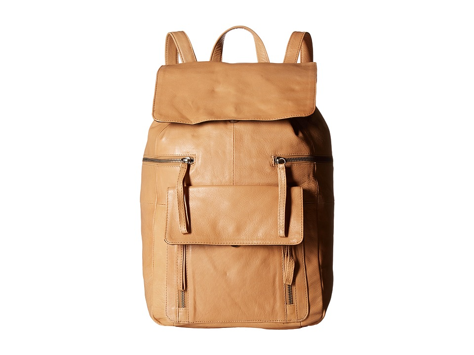 Day & Mood - Hannah Backpack (Camel) Backpack Bags