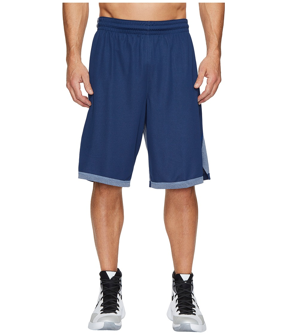 Nike Dry Dribble Drive Basketball Short (Navy/Game Royal) Men