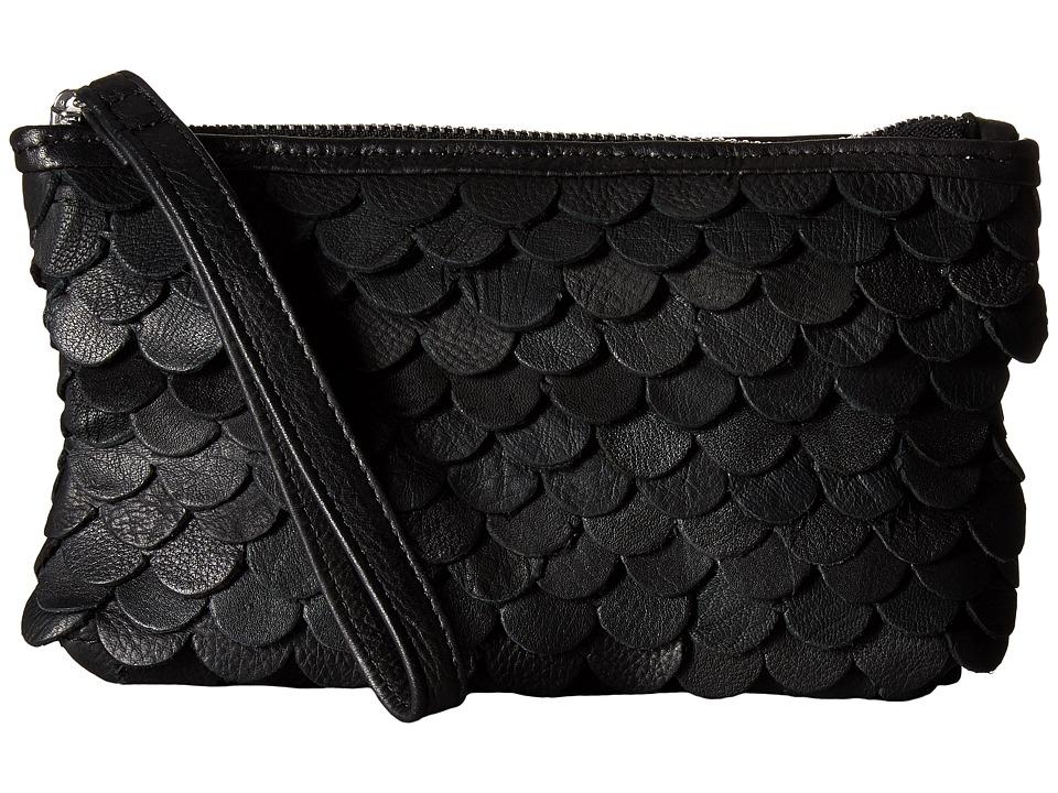 Day & Mood - Jamie Clutch (Black) Clutch Handbags