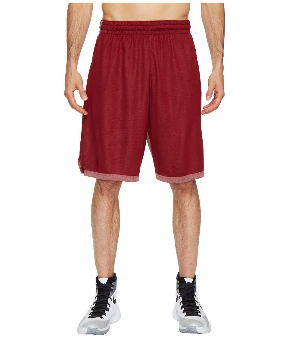 Nike Dry Dribble Drive Basketball Short (Team Red/Black) Men