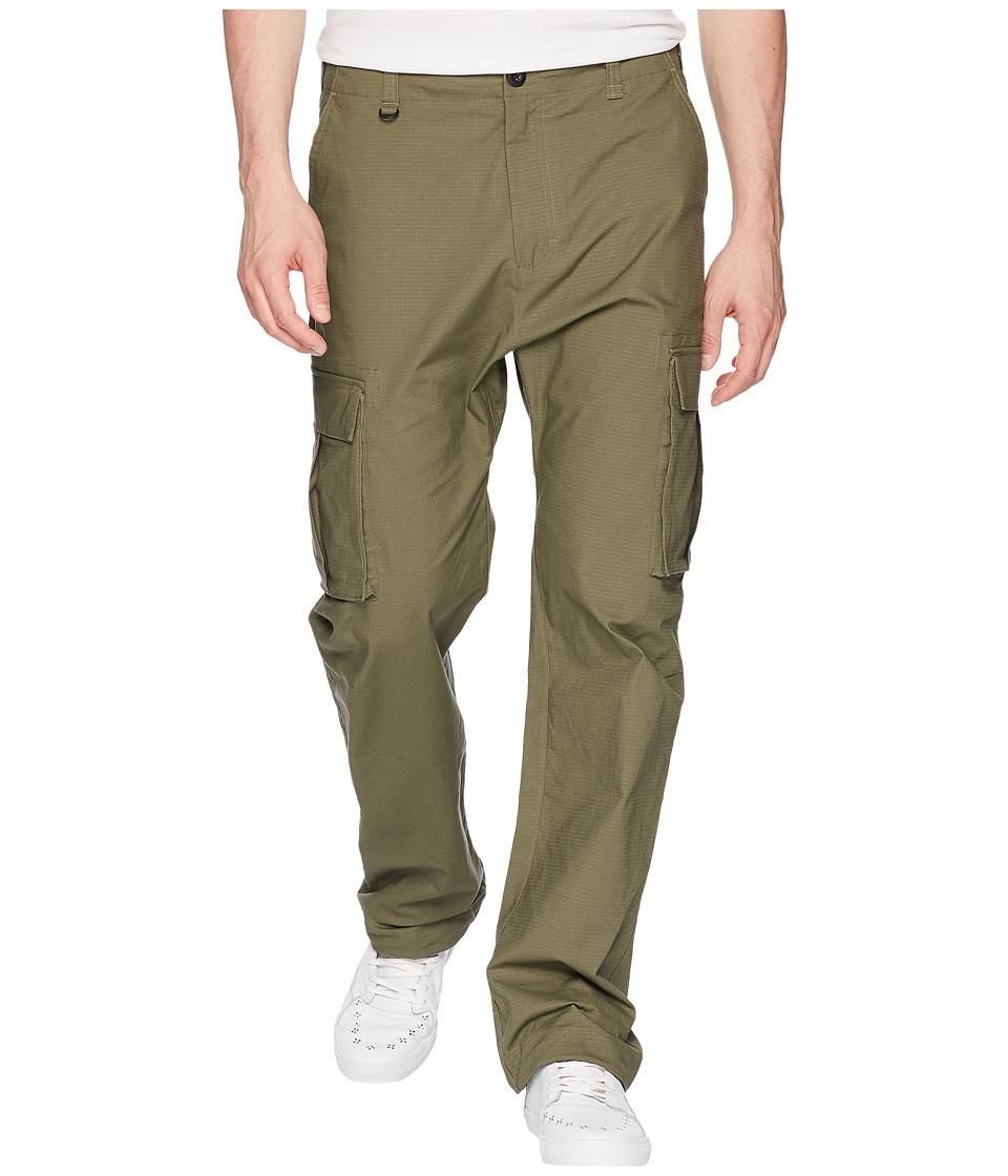 Nike SB SB Flex Pants Fit to Move Cargo (Medium Olive) Men