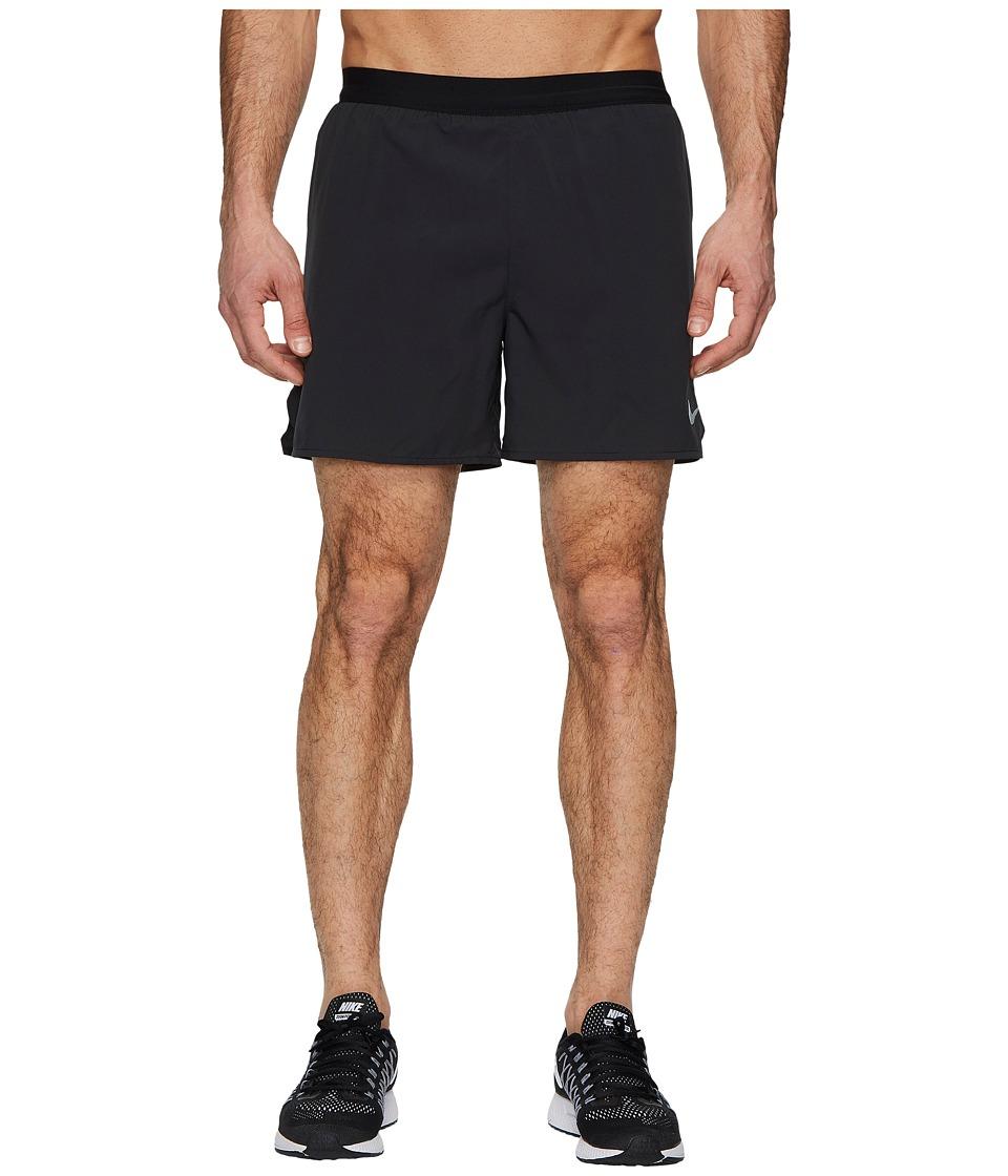 Nike Flex Stride 5 Running Short (Black/Black) Men