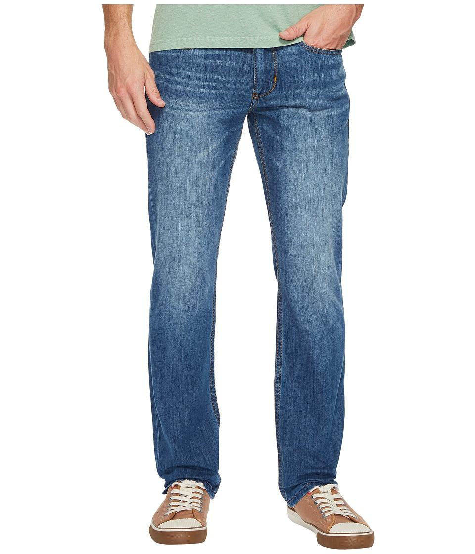 Tommy Bahama Barbados Vintage Fit Jeans (Light Indigo Wash) Men