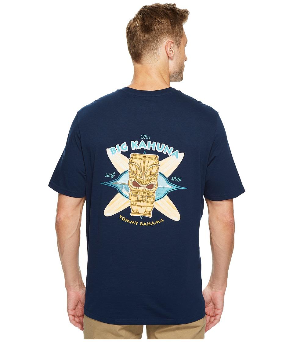Tommy Bahama The Big Kahuna T-Shirt (Navy) Men