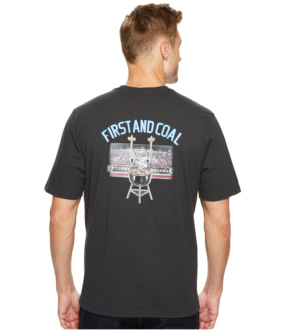 Tommy Bahama First and Coal T-Shirt (Coal) Men
