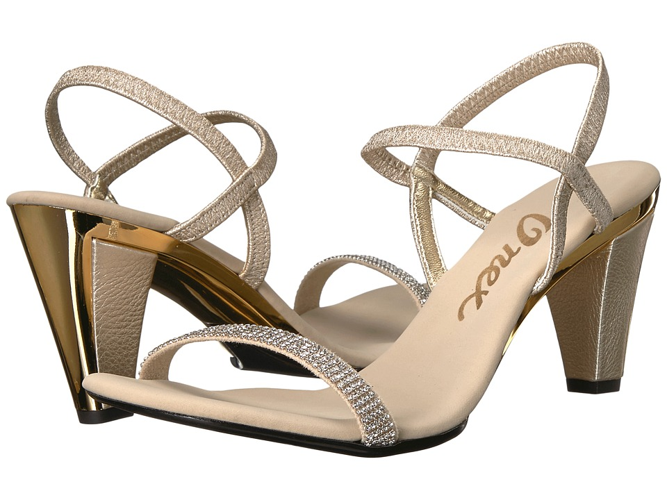 Onex - Iced (Platinum) Women's Dress Sandals