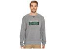 Tommy Bahama Green Bay Packers NFL Stitch of Liberty Crew Sweatshirt