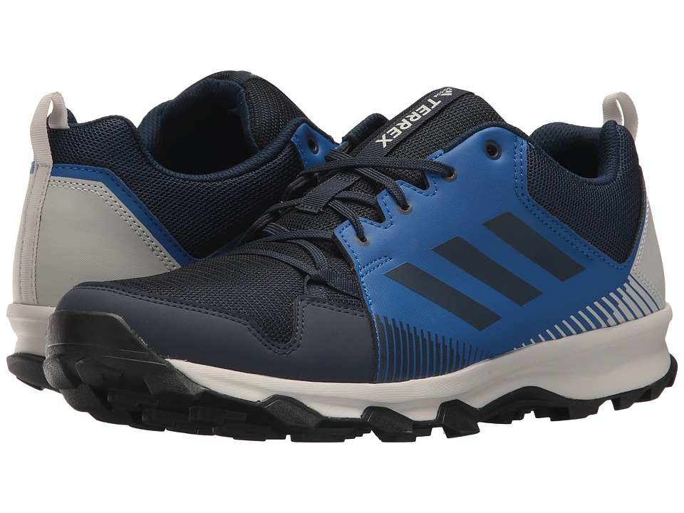 adidas Outdoor - Terrex Tracerocker (Collegiate Navy/Collegiate Navy/Grey One) Mens Shoes