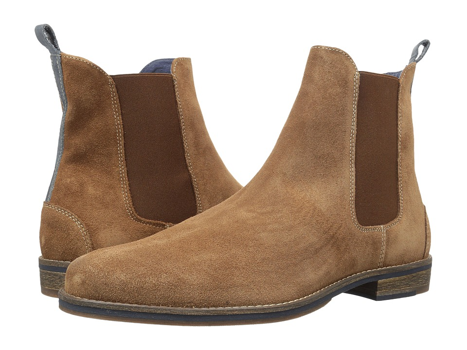 PARC City Boot - Chelsey (Tan Suede) Mens Shoes