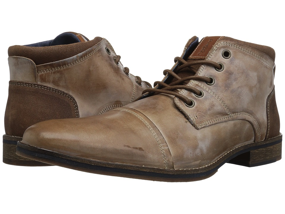 PARC City Boot - Christie (Tan Wash) Mens Shoes