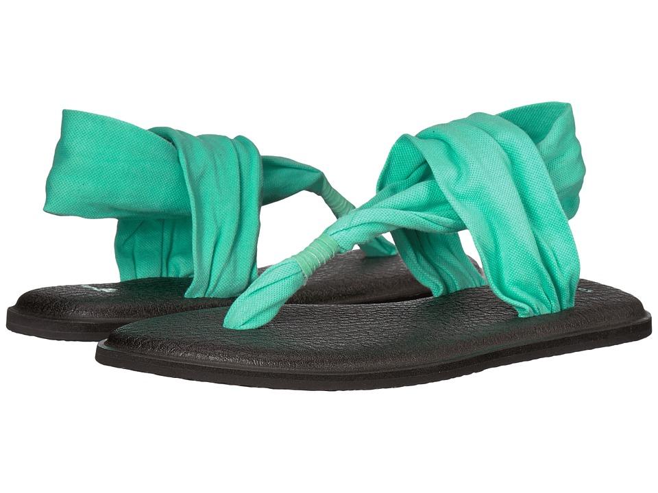 Sanuk Yoga Sling 2 (Opal) Sandals