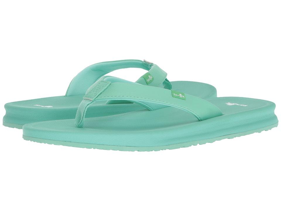 Sanuk Yoga Mat Wander Spectrum (Opal) Sandals