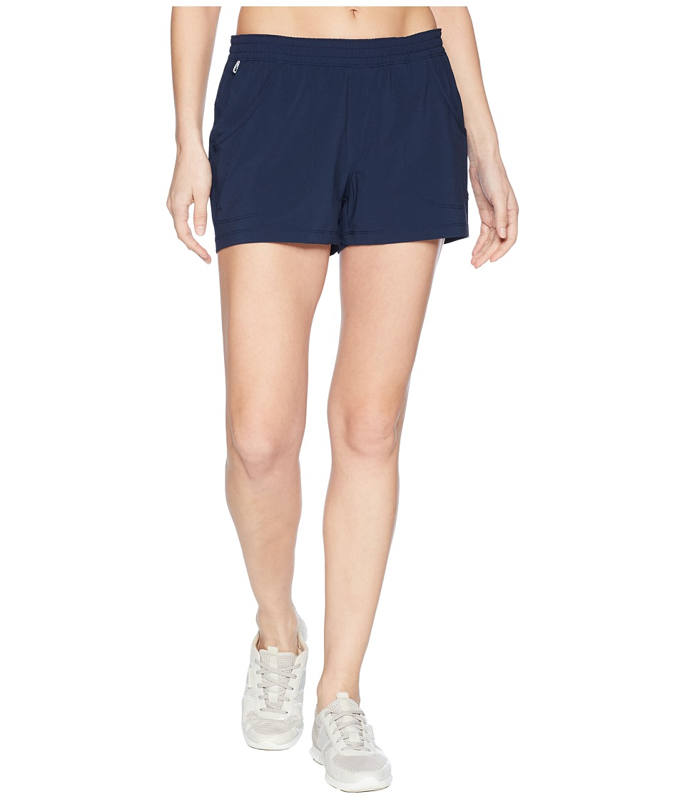Columbia Tidal Shorts (Collegiate Navy) Women