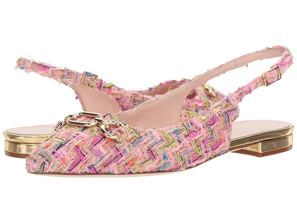 Kate Spade New York - Belle (Pink Multiweed) Womens Shoes