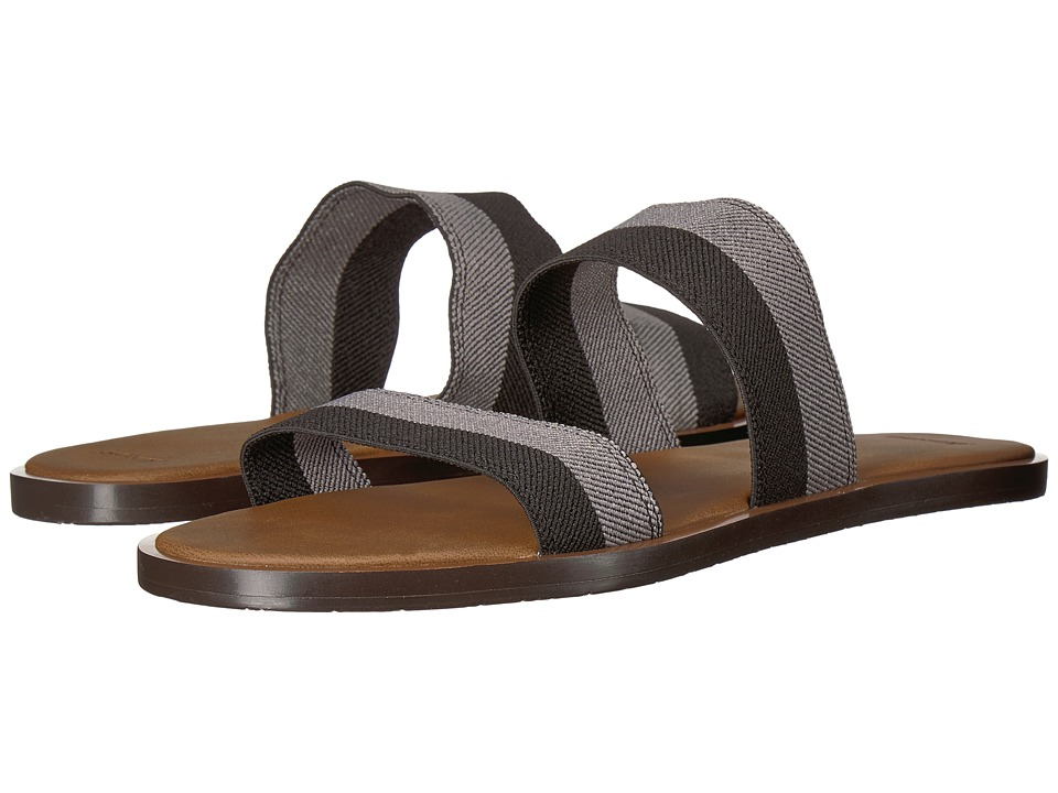 Sanuk - Yoga Gora Gora Duo (Black/Charcoal) Women's Sandals