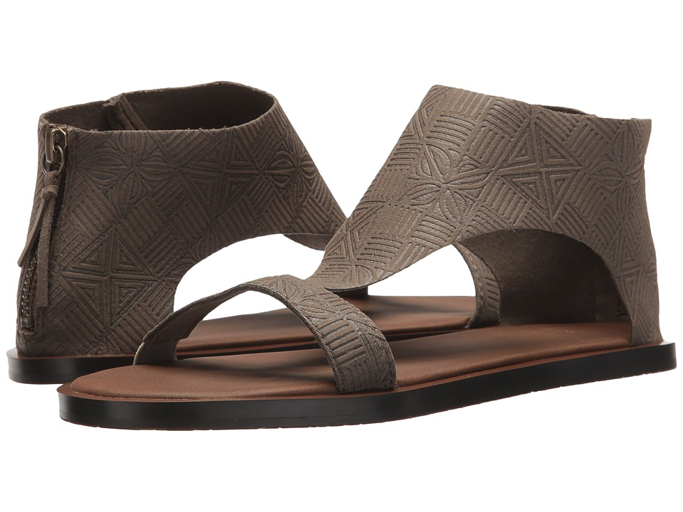Sanuk - Yoga Dawn TX (Brindle) Women's Sandals