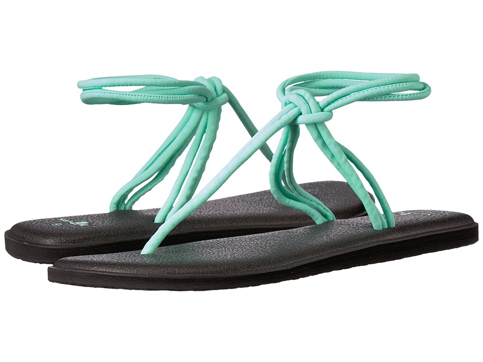 Sanuk - Yoga Sunshine (Opal) Women's Sandals