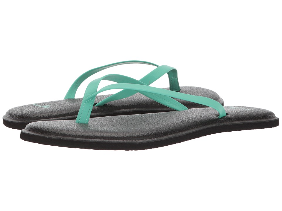 Sanuk - Yoga Bliss (Opal) Women's Sandals
