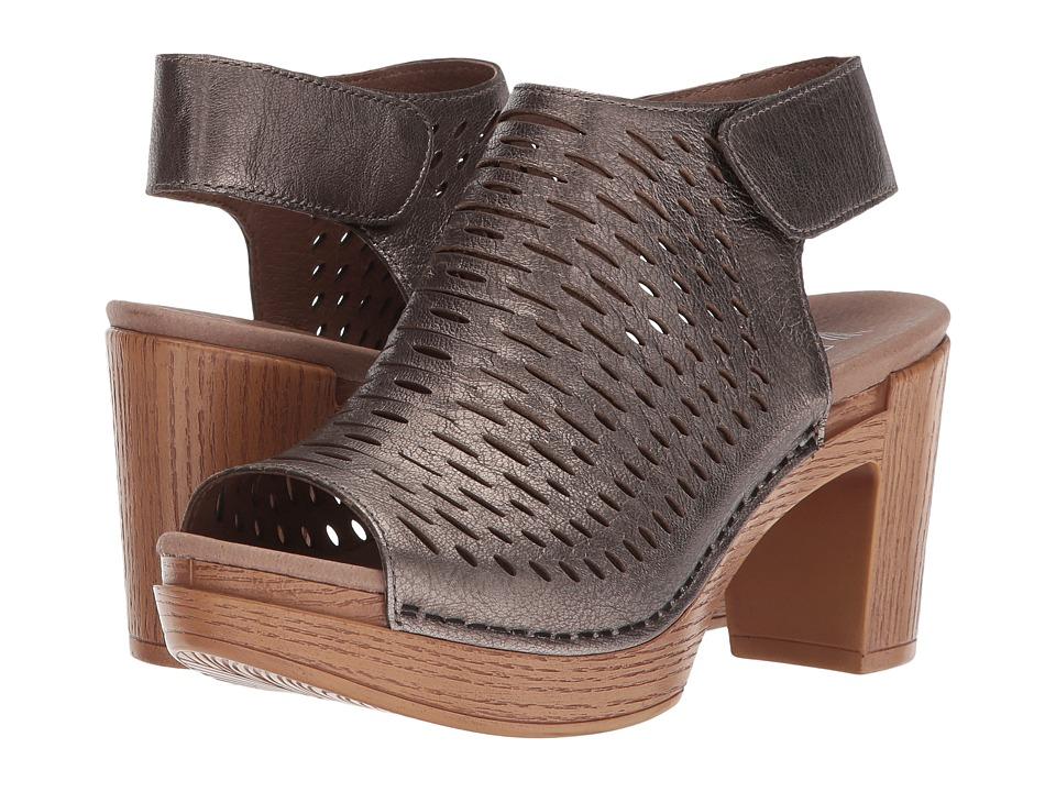 DanskoDanae  (Pewter Nappa) High Heels