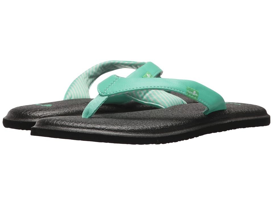 Sanuk Yoga Chakra (Opal) Sandals