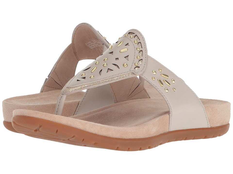 Dansko - Benita (Ivory Full Grain) Womens  Shoes