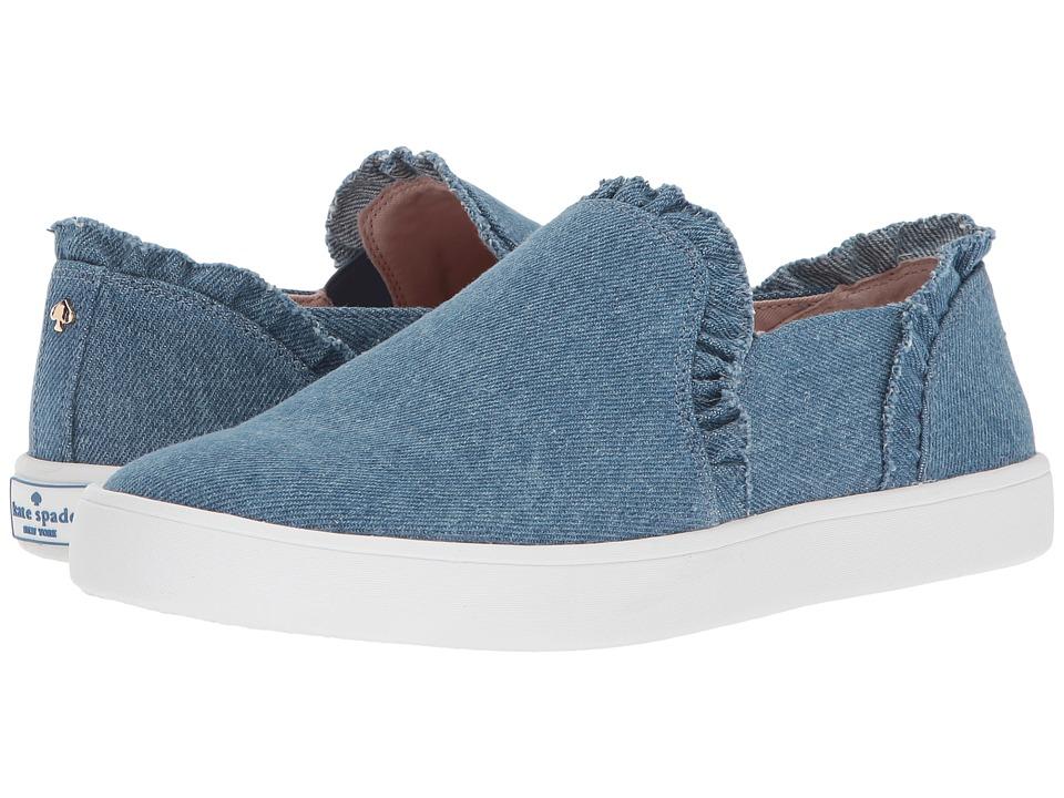 Kate Spade New York Lilly (Light Blue Denim) Women's Shoes