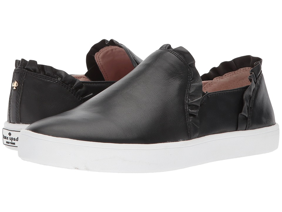 Kate Spade New York Lilly (Black Nappa) Women's Shoes
