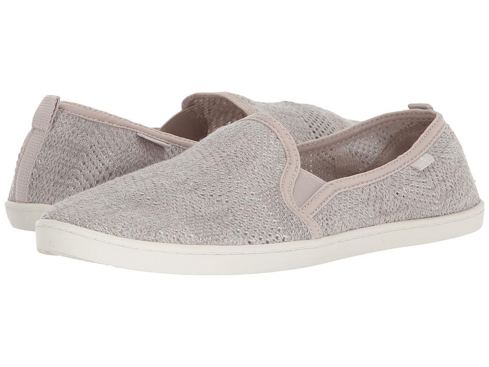 Sanuk Brook Knit (Grey) Slip-On Shoes