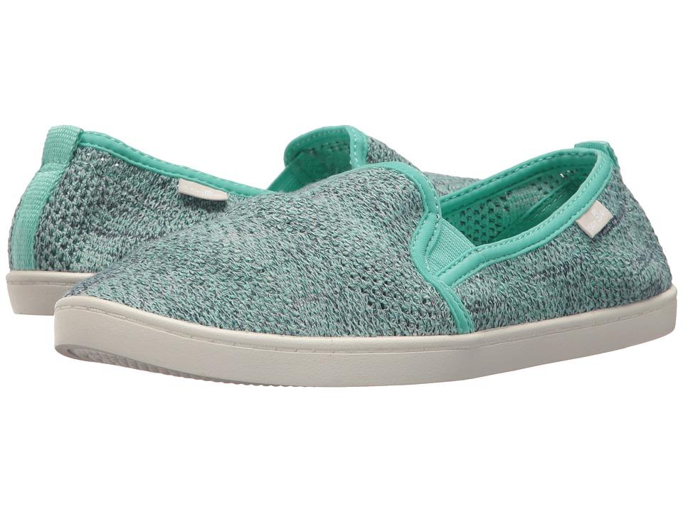 Sanuk Brook Knit (Opal) Slip-On Shoes