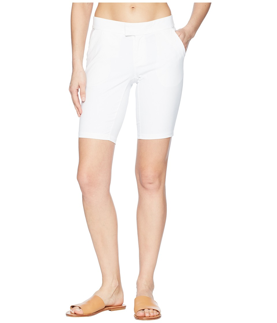 Columbia Armadale Shorts (White) Women