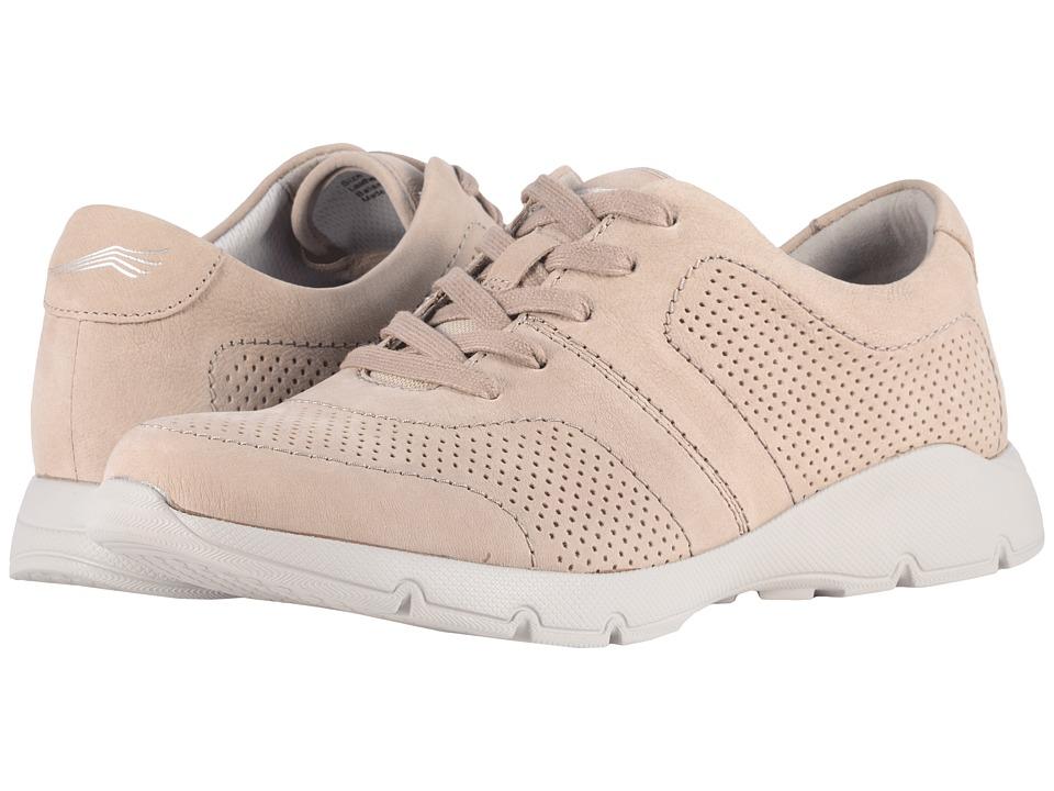 Dansko Alissa (Taupe Milled Nubuck) Women's  Shoes